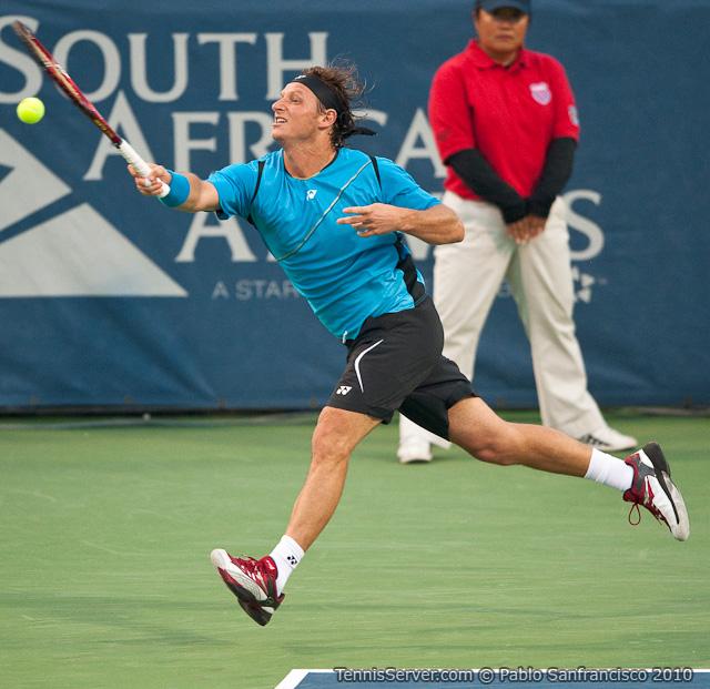 David Nalbandian Legg Mason Tennis