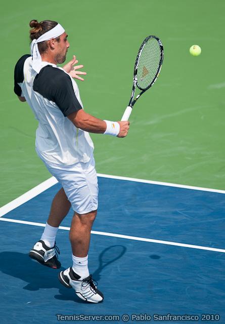 Marcos Baghdatis Legg Mason Tennis Final