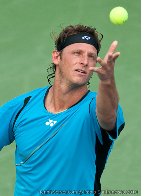 David Nalbandian Legg Mason Tennis Final