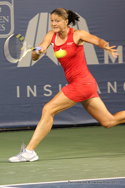 Dinara Safina Mercury Insurance Open Tennis