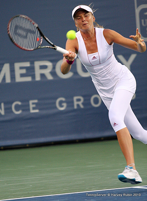 Daniela Hantuchova Mercury Insurance Open Tennis