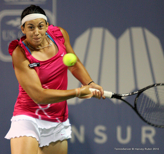 Marion Bartoli Mercury Insurance Open Tennis
