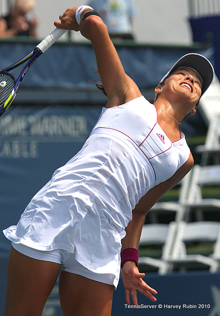 Ana Ivanovic Mercury Insurance Open Tennis