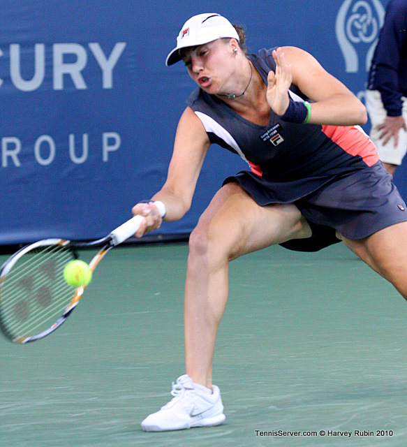 Alisa Kleybanova Mercury Insurance Open Tennis