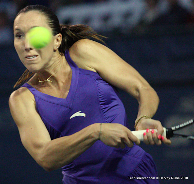 Jelena Jankovic Mercury Insurance Open Tennis
