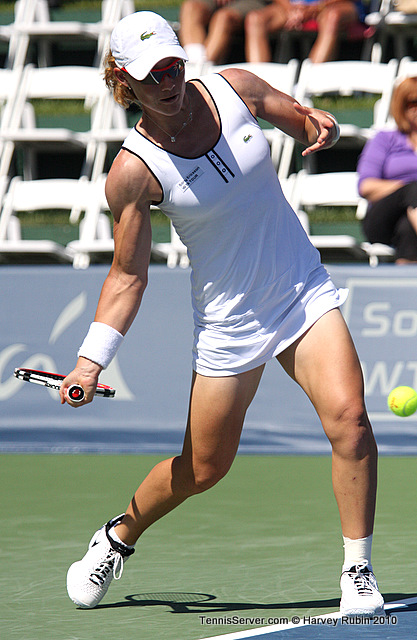 Samantha Stosur Mercury Insurance Open Tennis