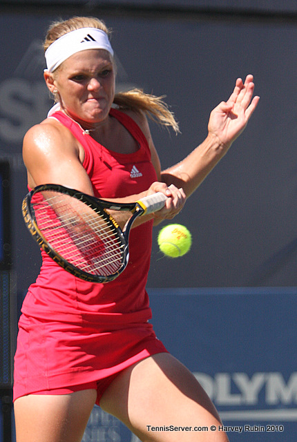 Melanie Oudin Mercury Insurance Open Tennis