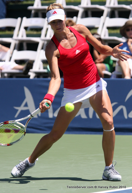 Maria Kirilenko Mercury Insurance Open Tennis