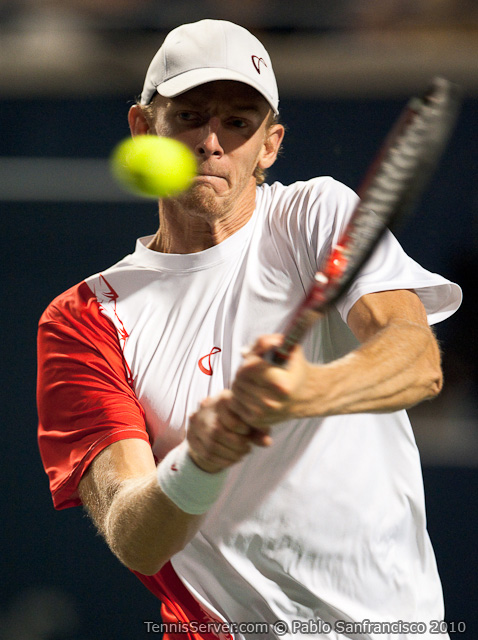 Kevin Anderson Rogers Cup Toronto Tennis