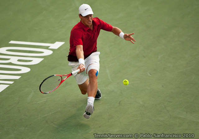 Tomas Berdych Rogers Cup Toronto Tennis