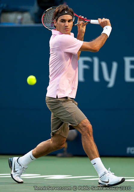 Roger Federer Rogers Cup Toronto Tennis
