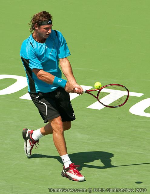 David Nalbandian Rogers Cup Toronto Tennis