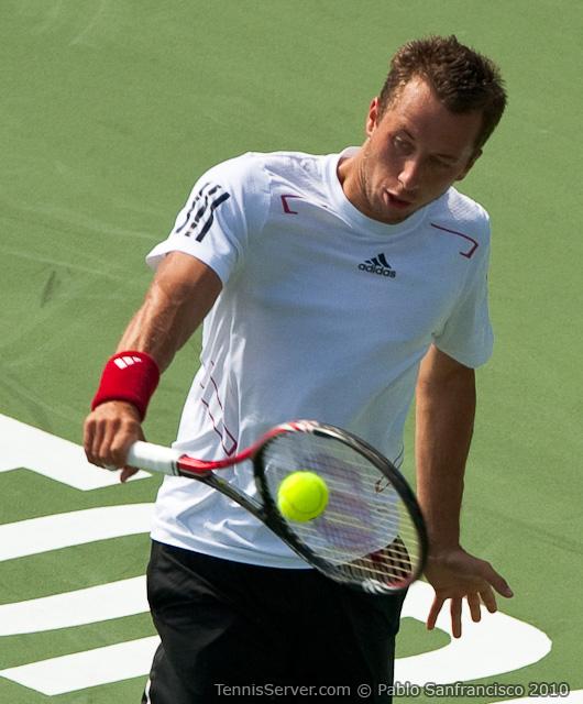 Philipp Kohlschreiber Rogers Cup Toronto Tennis