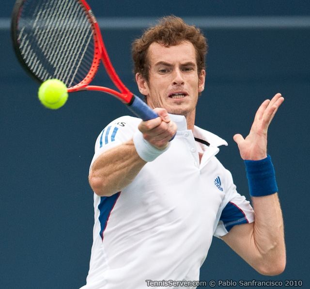 Andy Murray Rogers Cup Toronto Tennis