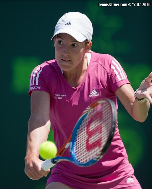 Justine Henin Tennis