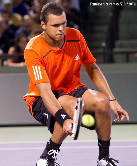 Jo-Wilfried Tsonga Tennis