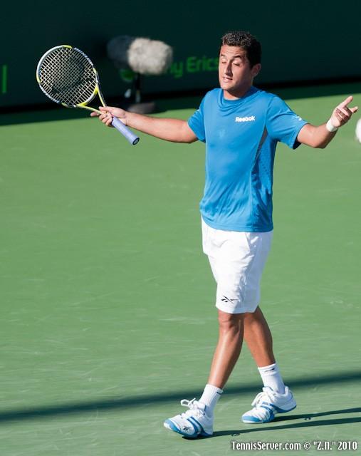 Nicolas Almagro Tennis