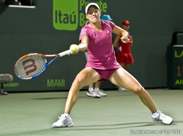 Justine Henin Tennis