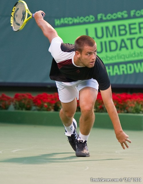 Michael Youzhny Tennis