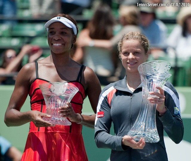 Venus Williams - Kim Clijsters - Tennis
