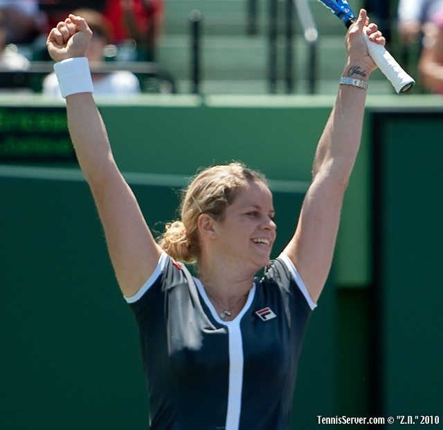 Kim Clijsters Tennis
