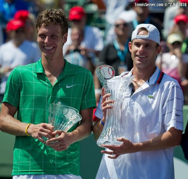 Tomas Berdych - Andy Roddick - Tennis