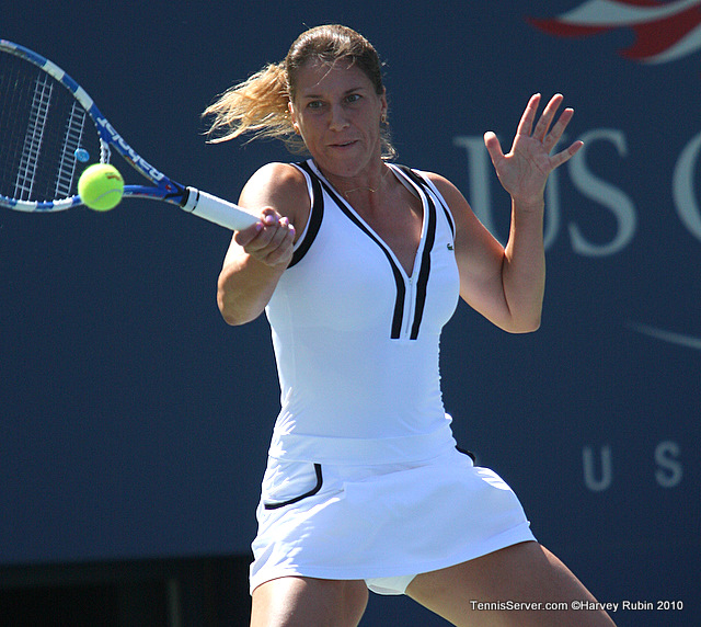 Olga Savchuk US Open 2010 Tennis