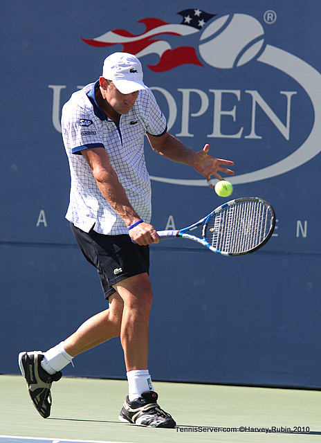 Andy Roddick US Open 2010 Tennis