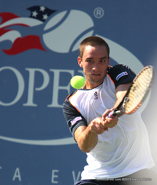 Viktor Troicki US Open 2010 Tennis