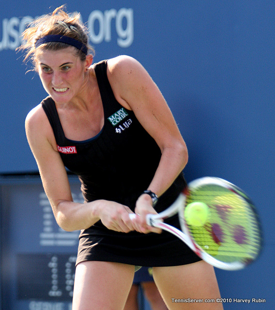 Rebecca Marino US Open 2010 Tennis