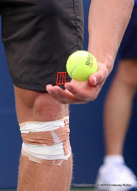 Marco Chiudinelli US Open 2010 Tennis