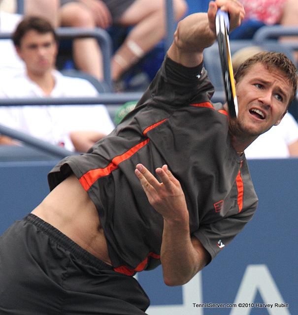 Marco Chiudinelli 2010 Tennis