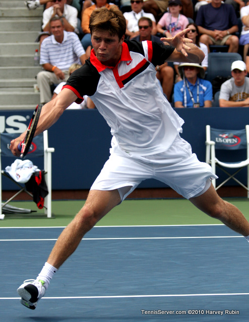 Ryan Harrison US Open 2010 Tennis