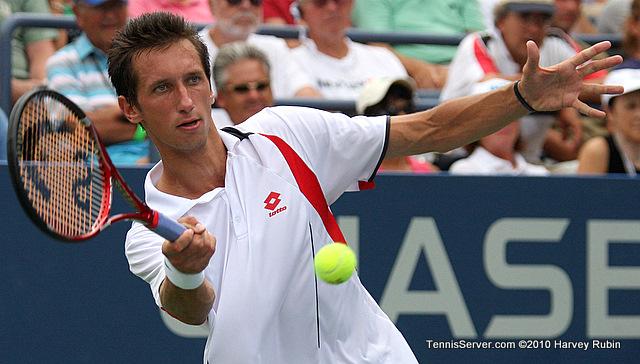 Sergiy Stakhovsky US Open 2010 Tennis