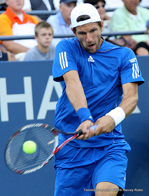 Jurgen Melzer US Open 2010 Tennis