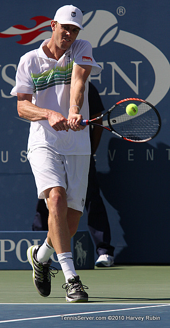 Sam Querrey US Open 2010 Tennis