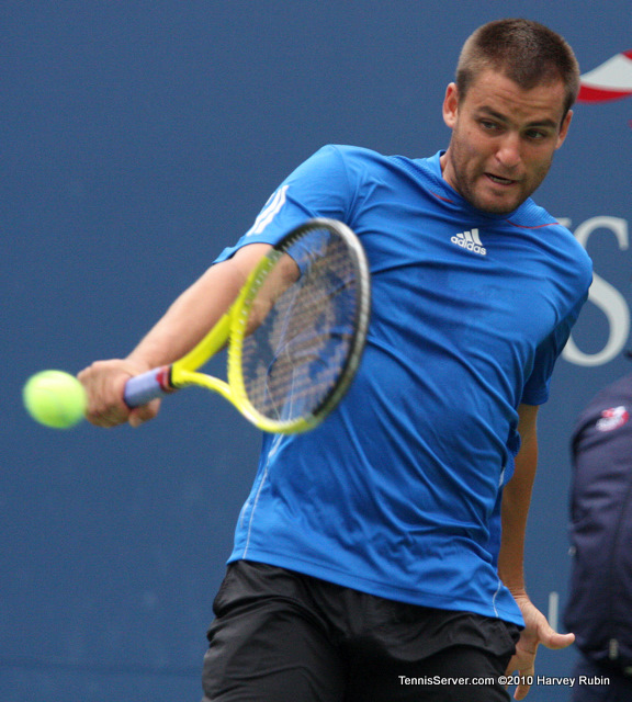 Mikhail Youzhny US Open 2010 Tennis