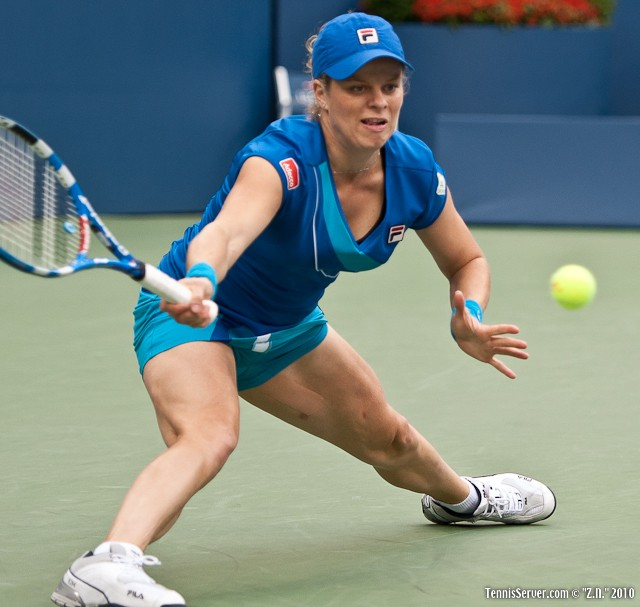 Kim Clijsters US Open 2010 Tennis