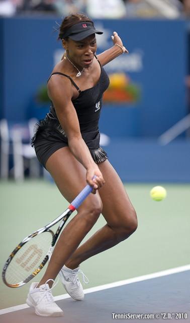 Venus Williams US Open 2010 Tennis