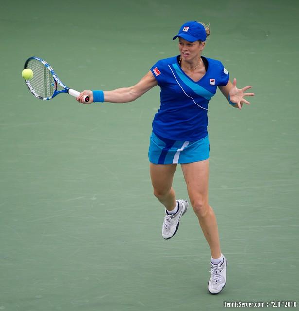 Kim Clijsters US Open 2010 Tennis