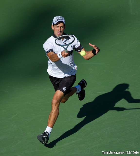 Novak Djokovic US Open 2010 Tennis