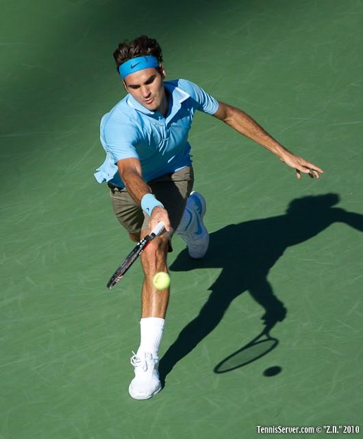 Roger Federer US Open 2010 Tennis