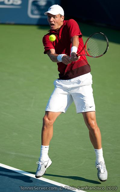 Tomas Berdych W&SFG Masters Cincinnati Tennis