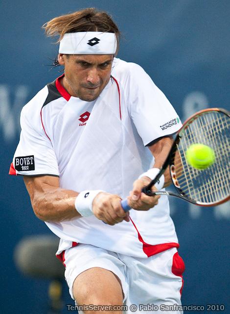 David Ferrer W&SFG Masters Cincinnati Tennis