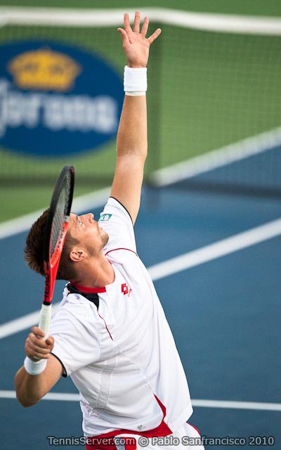 Robin Soderling W&SFG Masters Cincinnati Tennis