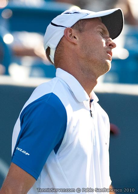 Nikolay Davydenko W&SFG Masters Cincinnati Tennis
