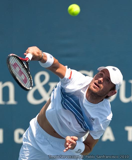 Mardy Fish W&SFG Masters Cincinnati Tennis