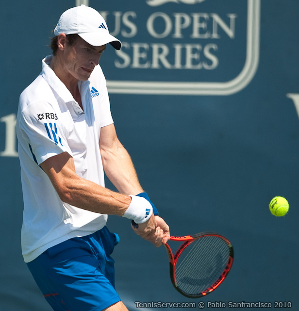 Andy Murray W&SFG Masters Cincinnati Tennis
