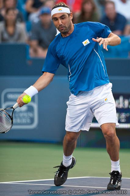 Marcos Baghdatis W&SFG Masters Cincinnati Tennis