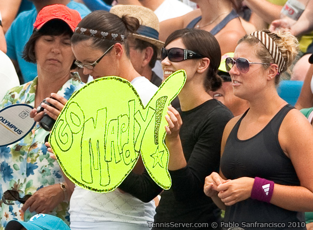 Fish Fans W&SFG Masters Cincinnati Tennis